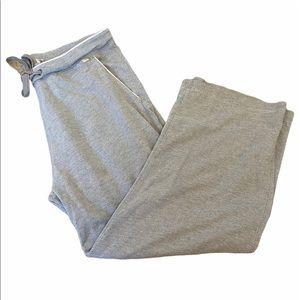 DOCKERS Drawstring Grey Casual Lounge Pant L